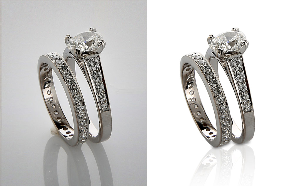 Jewellery Clipping Path