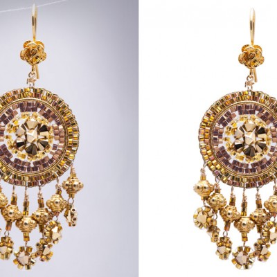 Jewellery Clipping Path Service