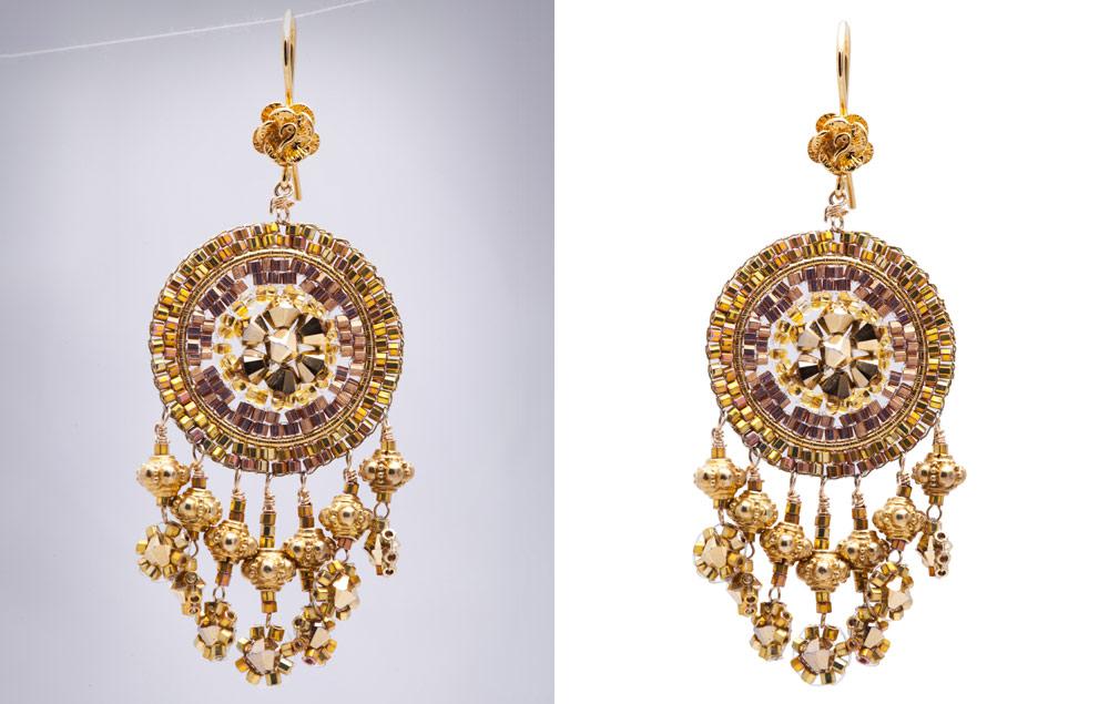 Jewelry Image Retouching