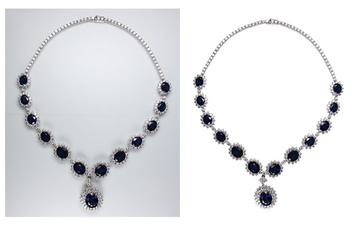jewellery retouching